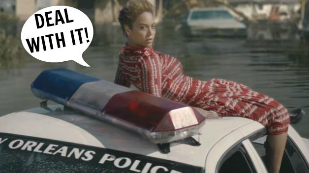 021816-music-beyonce-formation-Boycotting-Beyonce-Will-Be-Wearing-Uniforms