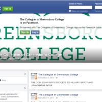 The Interesting Tale of Greensboro College's Internet Presence