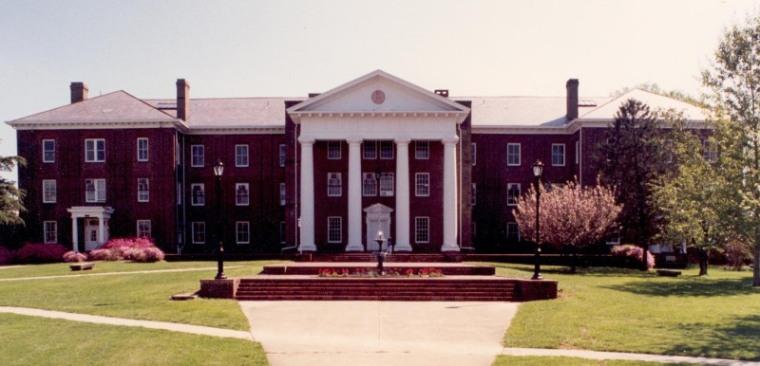 Main Building (ca. 1941-present), Greensboro College