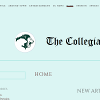 New Semester, New Changes to The Collegian's Website