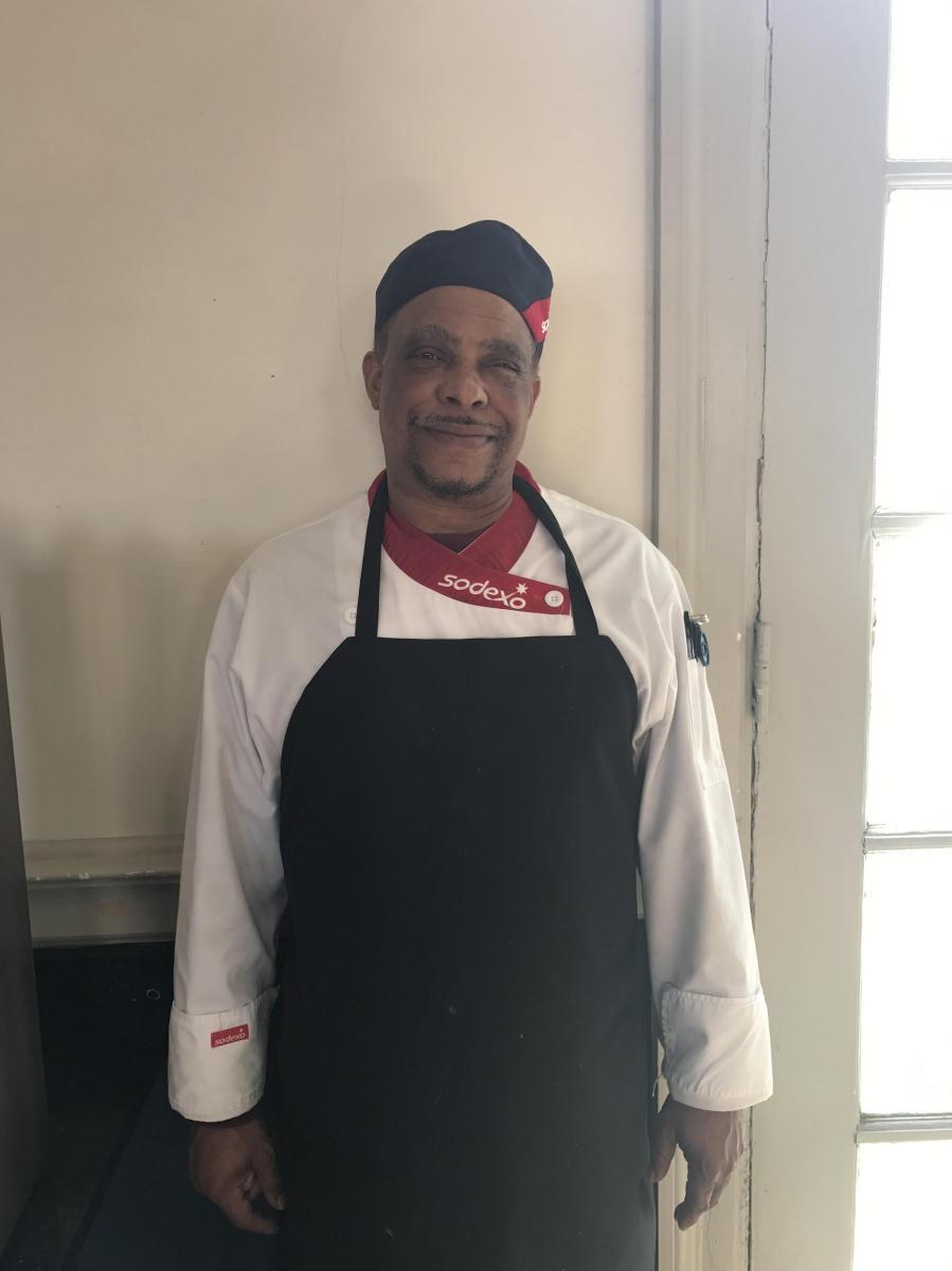 Mr. James: Master Chef of Greensboro College