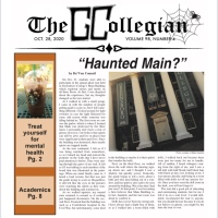 Check out our new (Halloween) issue online now!