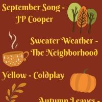 Fall Feels playlist